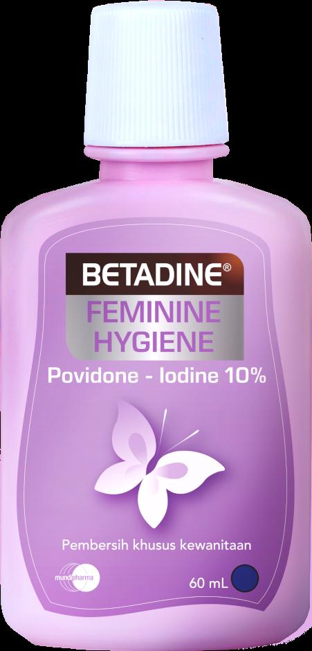 BETADINE® FEMININE HYGIENE
